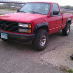 1992 Chevrolet Sport 4x4