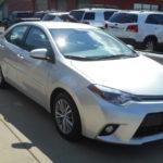 2015 Toyota Corolla LE 4 door sedan, aluminum rims low miles
